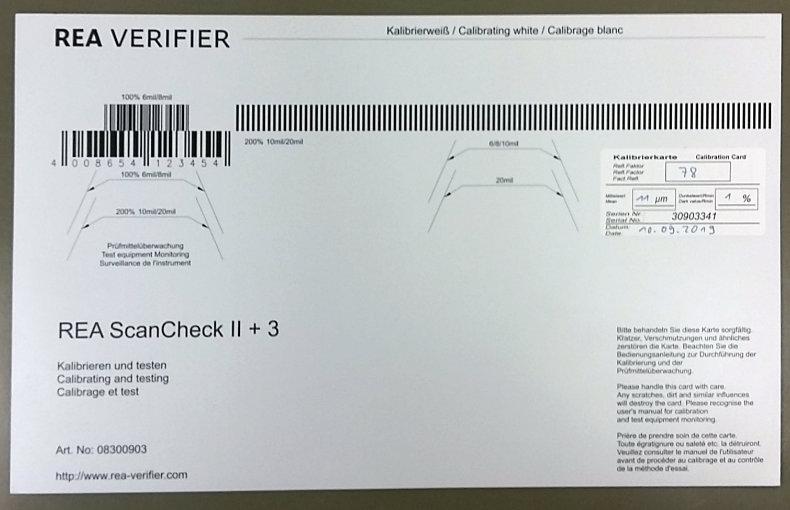 Kalibrierkarte-für-REA-Check-ER-und REA-ScanCheck-3n
